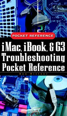 iMac, iBook, and G3 Troubleshooting Pocket Reference by McGraw-Hill Companies (2000-04-21)
