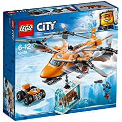 LEGO City - Aereo da trasporto artico, 60193