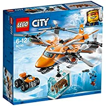 LEGO City Arctic Expedition - Aereo da Trasporto Artico, 60193