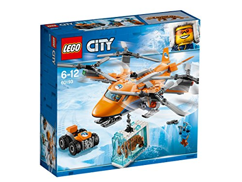 Lego City Aereo da Trasporto Artico,, Taglia Unica, 5702016109467