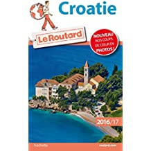 Guide du Routard Croatie 2016/17