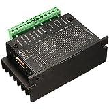 Controlador de dispositivo de motor de paso - SODIAL(R) CNC eje simple 4A TB6600 2/4 fase Controlador de dispositivo de motor de paso hibrido Nuevo