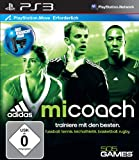 adidas miCoach (Move) - [PS3]