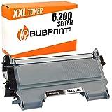 Bubprint XXL Toner kompatibel für Brother TN-2220 für DCP-7055 DCP-7055W DCP-7065DN HL-2130 HL-2135W HL-2240 HL-2240D HL-2250 HL-2250DN MFC-7360 MFC-7360N MFC-7460DN MFC-7860DW Fax 2840 Schwarz