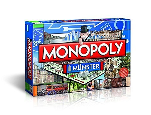 Monopoly - Münster Edition Monopoly