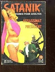 Satanik, N°16 : Assassinat d'un Président. par Pietro Granelli