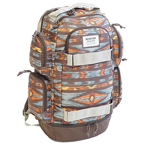 Burton Distortion Daypack, Painted Ikat Print, One Size