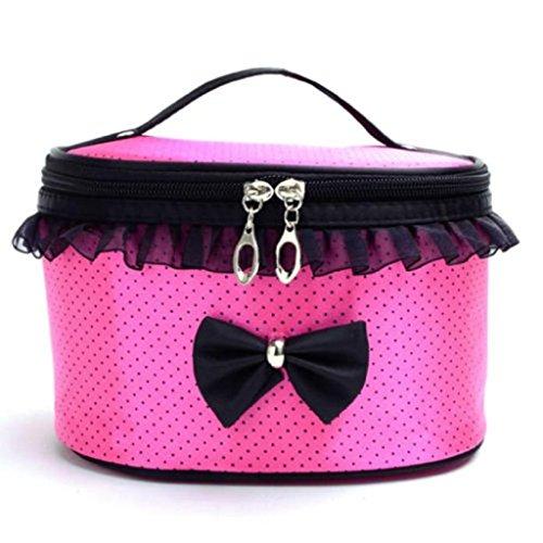 jacky-portable-travel-toiletry-makeup-bag-organizer-holder-handbag-hot-pink