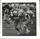 Historique des Images 1988Press Photo Joe Senna, Judson High School Football Jeu de Football américain à-8x 8,25en