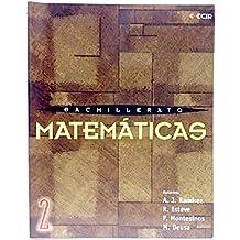Matemáticas, 2º Bachillerato LOGSE
