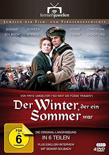 Original-Langfassung in 6 Teilen (4 DVDs)