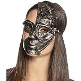 df4dd83f6 Generique - – Máscara Steampunk, Robots para Mujer, Accesorios de Disfraz,  ...