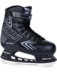 S.M.J. Deportes hockey sobre hielo, ahorra, todo el año, color multicolor, tamaño 44