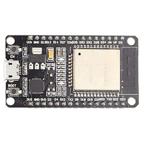 HAPPY-DZ praktische ESP-32 Development Board WLAN + Bluetooth 2-in-1-Dual-Core CPU-Low Power ESP 32 ESP-32S -