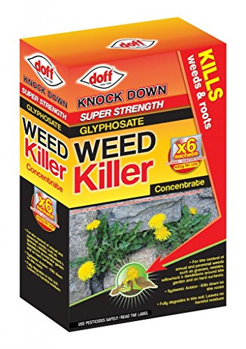 doff-knock-down-super-strength-weed-killer-box-contains-6-sachets-of-100ml-sachets