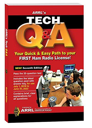 ARRL's Tech Q & A (Arrl Antenna Book)