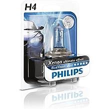 Philips 12342BVUB1 - H4 Blu Vision Ultra, 12V, 60/ 55W B1