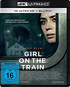 Girl on the Train (4K Ultra HD) (+ Blu-ray)