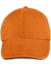 Anvil Anvil low profile pigment dyed cap