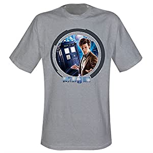 Doctor Who - T-Shirt Tardis (in XL)