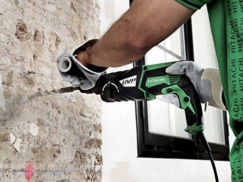 Hitachi DH28PCY Bohrhammer Meißelhammer: Test und Preise - 6