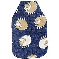 Vagabond Bags blau Schaf Wärmflasche, 2Liter preisvergleich bei billige-tabletten.eu