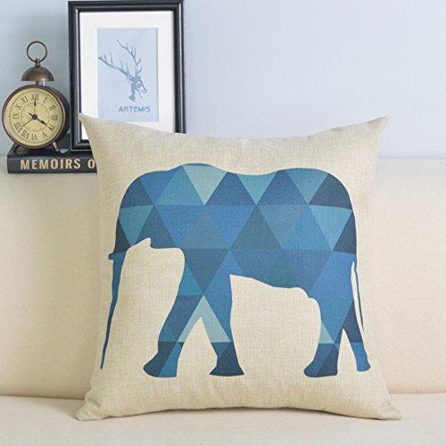Preisvergleich Produktbild Upper-Bett das Kissen Kissenbezüge Kissenbezüge der lumbalen zurück riemen Kissen, 45 x 45 cm Kern, M