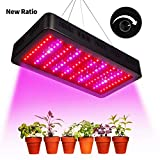 TOPLANET Dimmbare 300w LED Pflanzenlampe Led Grow Wachstumslampe Pflanzenleuchte...