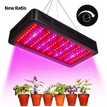 Led Pour 300w Grow Horticole Plante Floraison Ufo Roleadro Lampe luTcJF1K3