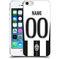 Personalizzata Personale Juventus Football Club Home Cover Retro Rigida per Apple iPhone 5 / 5s / SE