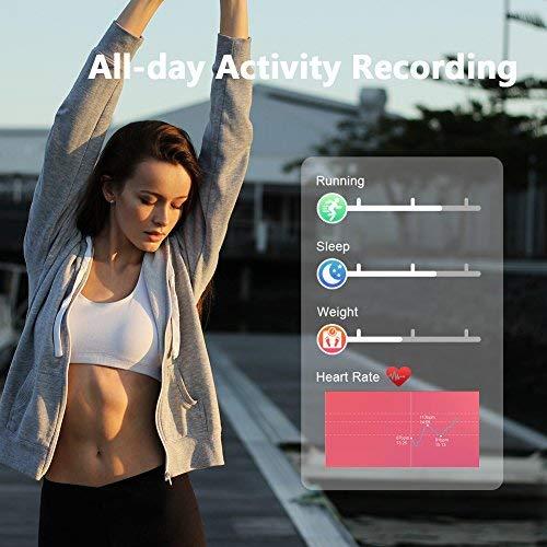 Zoom IMG-4 lintelek fitness tracker watch schermo
