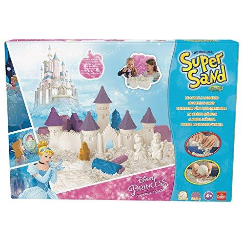 Super Sand Castle, actividad creativa con arena y moldes (Goliath 83253006)