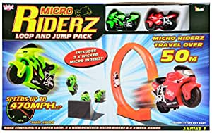 Wicked Micro Riderz Loop and Jump Pack
