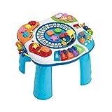 Partner Jouet - A1102098 - Jouet d'Eveil et Premier Age - Table Educative Electronique