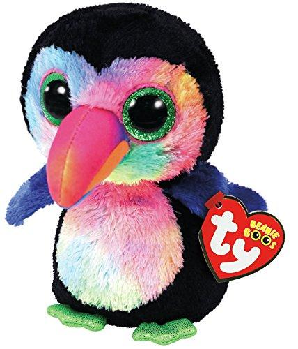 "Beanie Boo Toucan - Beaks - 15cm 6"""