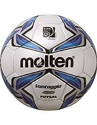 molten Futsal, Weiß/Blau/Silber, 4, F9V4800