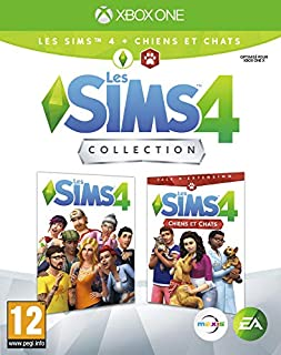 Les Sims 4 + Les Sims 4 Chiens et Chats (B07HQ14BG9)   Amazon price tracker / tracking, Amazon price history charts, Amazon price watches, Amazon price drop alerts