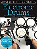 Absolute Beginners Electric Drums Book & Download Card