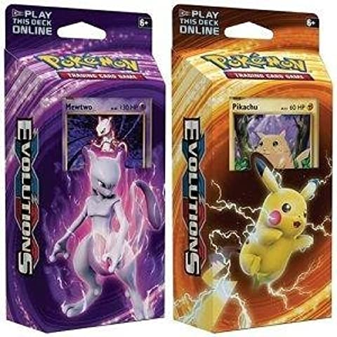 POKEMON PACK 2 BARAJAS XY EVOLUCIONES