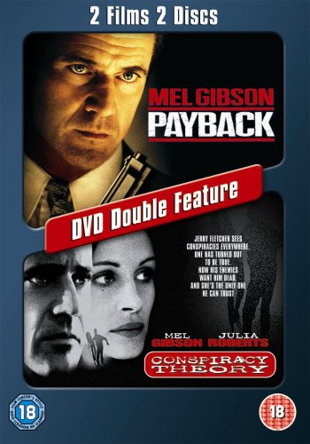 Conspiracy Theory Payback  DVD