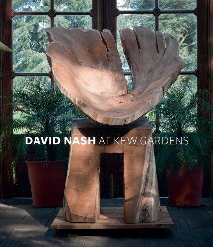 David Nash at Kew Gardens