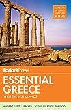 #6: Fodor's Essential Greece (Full-color Travel Guide)