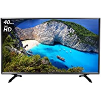 Panasonic 100 cm (40 inches) Viera TH-40E400D Full HD LED TV (Black)