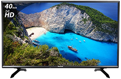 Panasonic 100 cm (40 inches) Viera TH-40E400D Full HD LED...