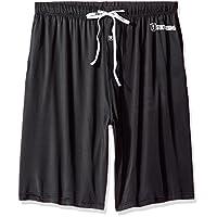 Stacy Adams Men's Big and Tall Sleep Short, Black, 4X-Large