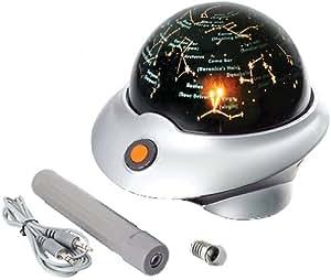 Edu Science Galaxy Planetarium With Night Light Amazon Co