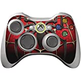Xbox 360 Skins Controller Stickers Games Wireless Custom X360 Modded Controllers Decals X 360 Controller Modz Cover Decal Skins - Widow Maker Black [ Controller Not Included ] by GameXcel ®