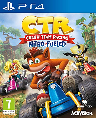 Crash? Team Racing Nitro-Fueled - PlayStation 4