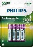 Philips Batteries rechargeables AAA Gigaset 700 mAh