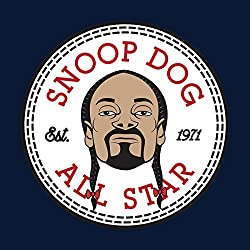 Snoop Dog All Star Converse Logo Men's Sweatshirt
